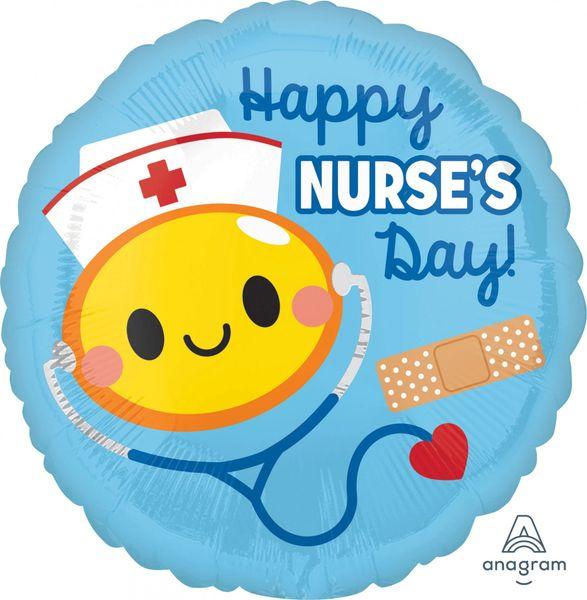 Happy Nurses Day Balloon