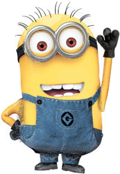 "25"" Minion Balloon"