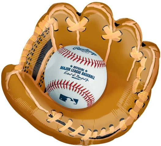 "25"" Major League Baseball Balloon"