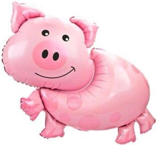 "25"" Pig Balloon"