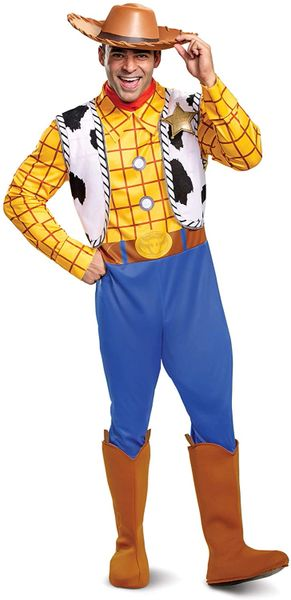 Toy Story Woody Costume (adult)
