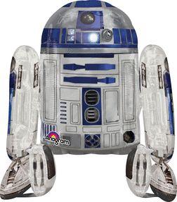 Star Wars R2-D2 Air Walker Balloon