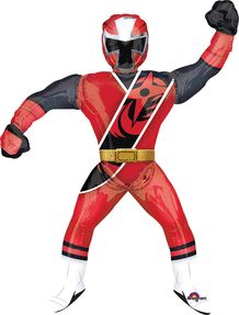 Power Ranger Ninja Steel Air Walker Balloon