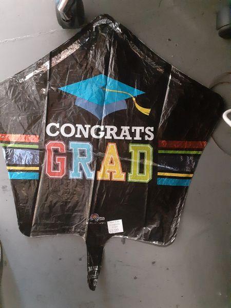 Blue Cap Congrats Grad