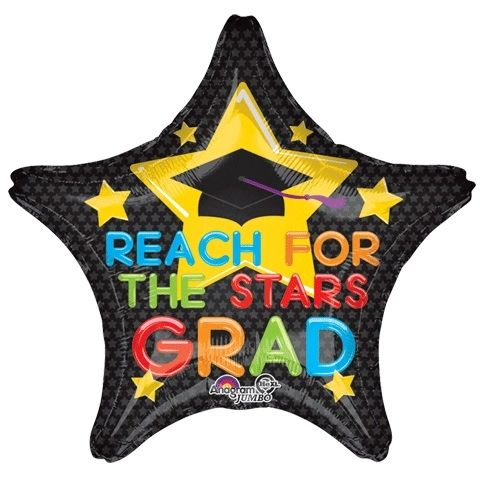 "Reach For The Stars Grad 18"""