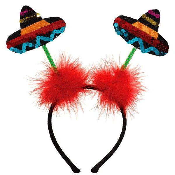 Sombrero Head Bopper