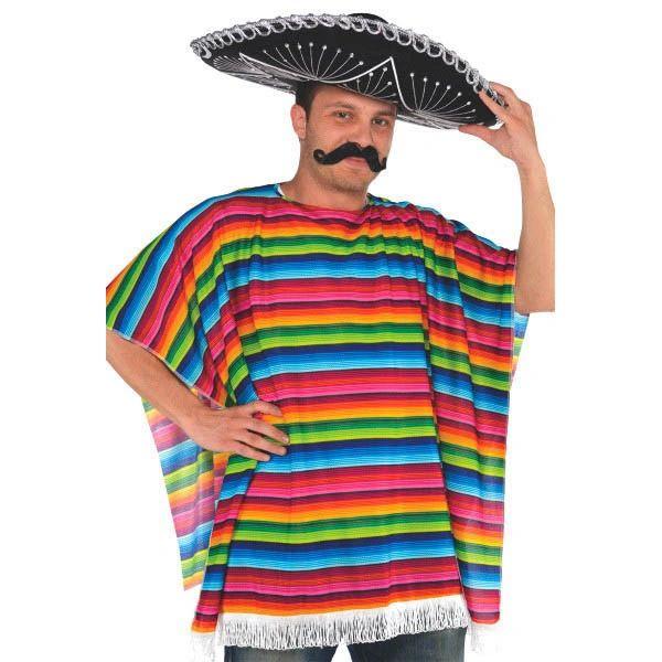 Fiesta Multi-Colored Serape