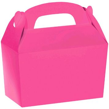 Bright Pink Gable Box