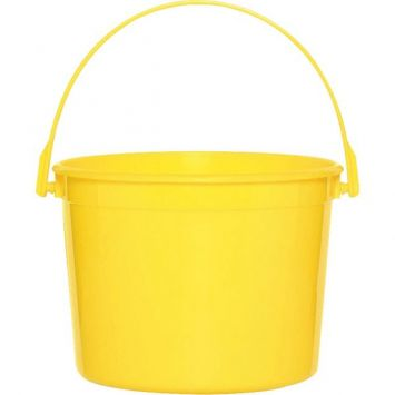 Sunshine Yellow Favor Container