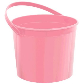 New Pink Favor Container