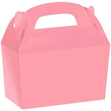 New Pink Gable Box