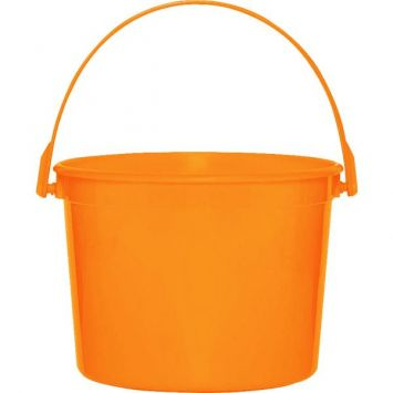 Orange Favor Container