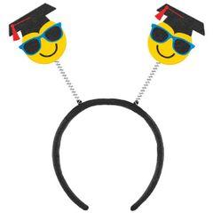 Grad Smiley Headbopper w/ Felt