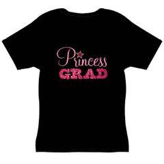 Princess Grad T-Shirt