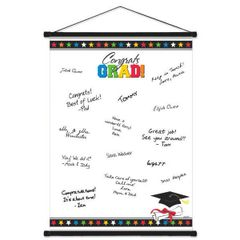 Multi Grad Sign-In Scroll Sheet