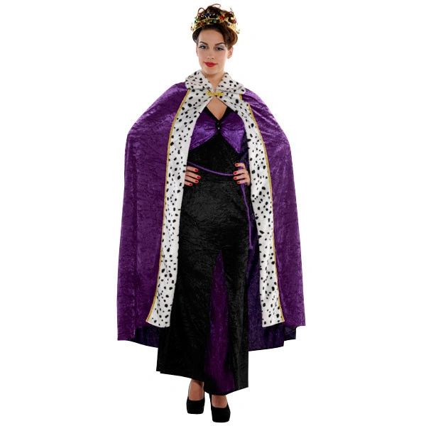 Adult Royal Queen Cape