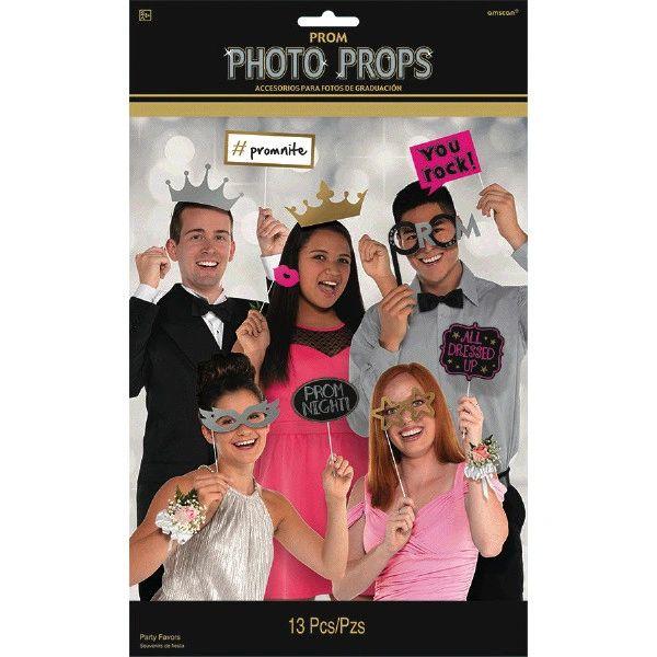 Prom Photo Props, 13pc