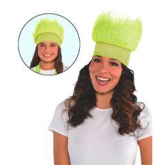 Neon Crazy Hair Headband