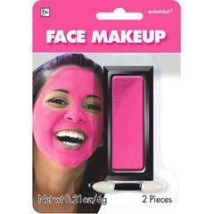 Pink Face Makeup