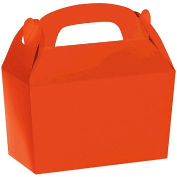 Orange Peel Gable Box