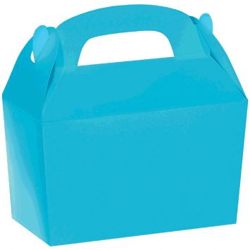Caribbean Blue Gable Box