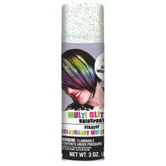 Glitter Rainbow Hair Spray