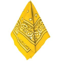 Yellow Bandanna