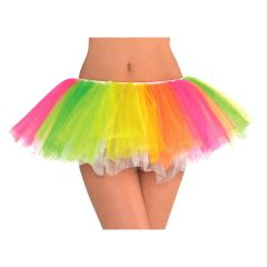 Black Light Neon Tutu
