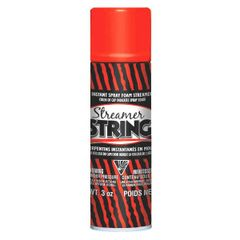 Red Streamer String, 3oz