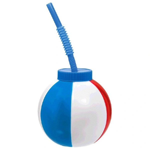 Beach Ball Sippy Cup, 19.5oz