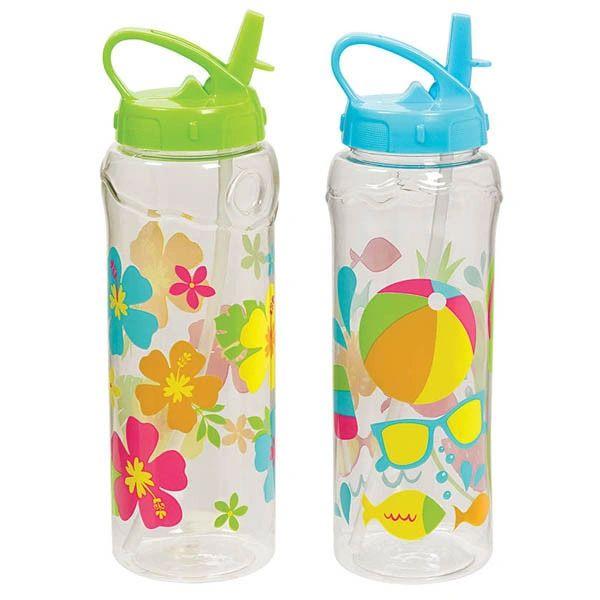 Summer Water Bottle