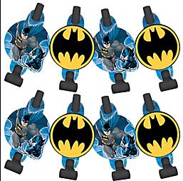 Batman™ Blowouts, 8ct