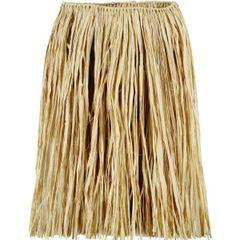 Adult Natural Grass Skirt - Large & XLarge