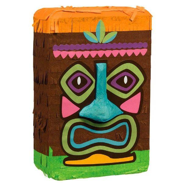 Tiki Piñata Decoration