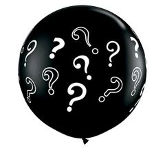 36in_001 Gender Reveal Balloon  1 ct
