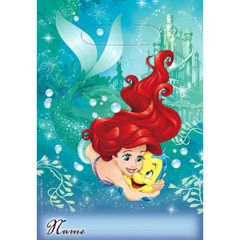 ©Disney Ariel Dream Big Loot Bags, 8ct