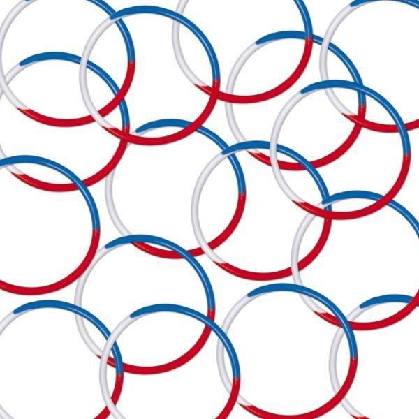 Rubber Bracelet Favors, 16ct