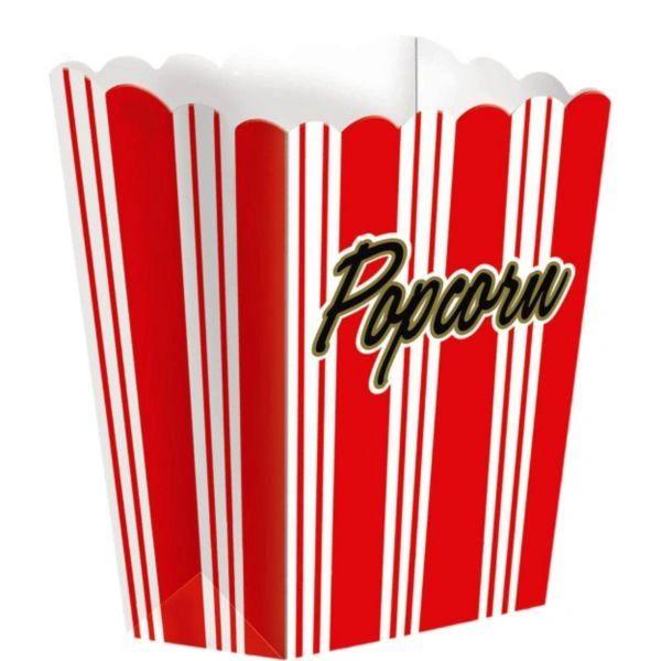 Large Popcorn Boxes, 8ct
