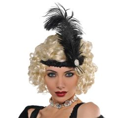 20s Charleston Beaded Headpiece