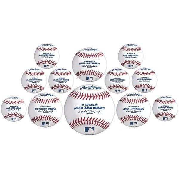 MLB Cutout Value Pack, 12ct