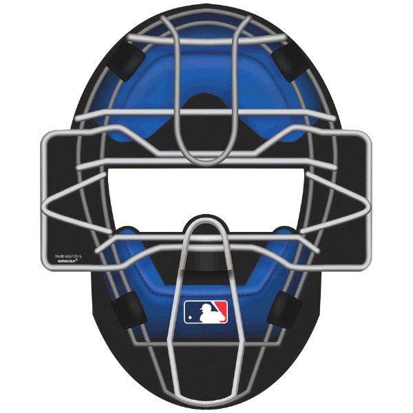 MLB Catcher's Mask