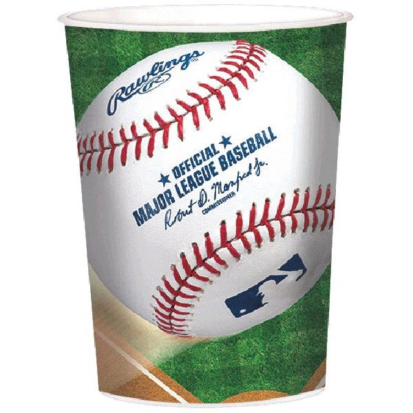 Rawlings™ Baseball Favor Cup