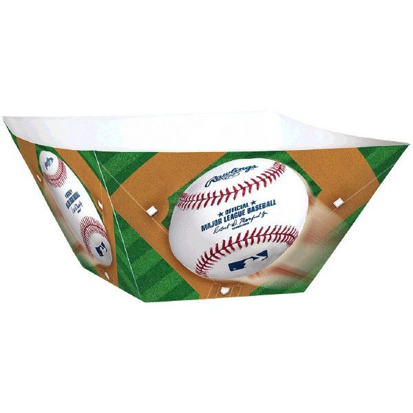 Rawlings™ Baseball Square Bowls