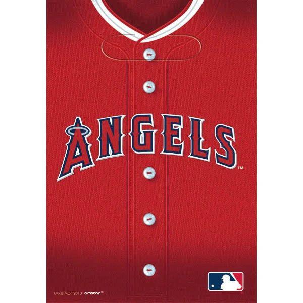 Los Angeles Angels Loot Bags, 8ct