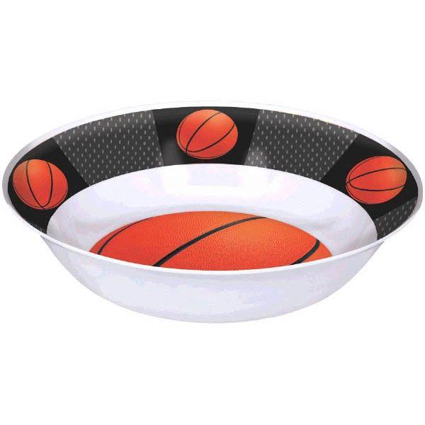 Basketball Serving Bowl