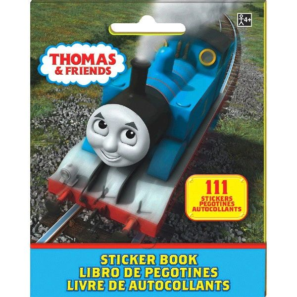 Thomas & Friends™ Sticker Booklet, 111 Stickers