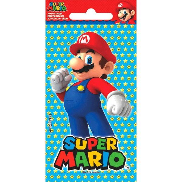 Super Mario Brothers™ Jumbo Sticker