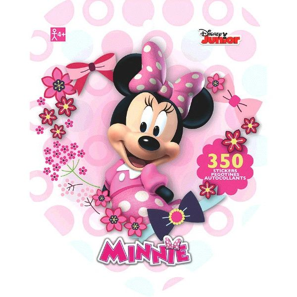 ©Disney Minnie Mouse Sticker Book