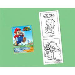 Super Mario™ Activity Pad Favor