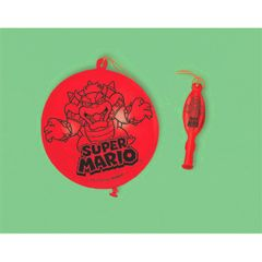 Super Mario Brothers™ Punch Balloon Favor